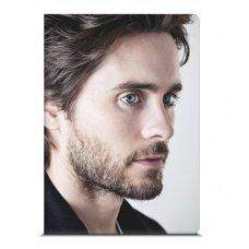 """Обложка для паспорта """"Jared Leto"""""""