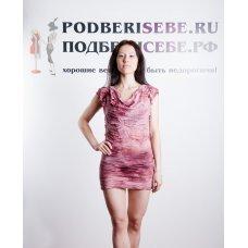 "Мини-платье ""ROCK N ROLL"""