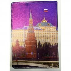 """Универсальный чехол-книжка """"Кремль"""" для планшета 9"""""""