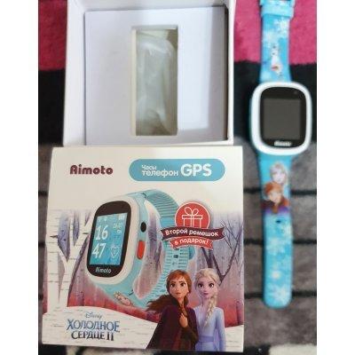 Детские часы Кнопка Жизни Aimoto Disney (Холодное сердце)