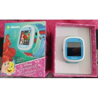 Детские часы Кнопка Жизни Aimoto Disney (Ариэль русалочка)